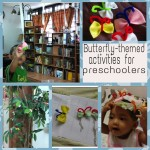 Butterfly Theme Learning Activities for Preschooler