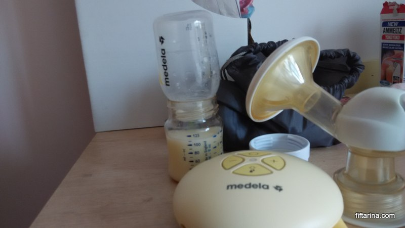 medela swing avent isis combo