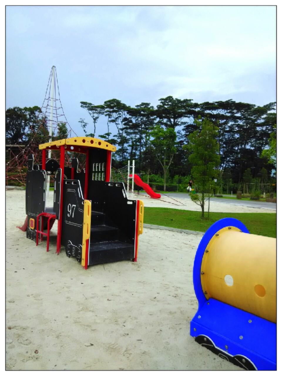 choo choo train choa chu kang park