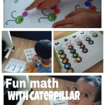 Preschool Math: Fun Counting with Caterpillar