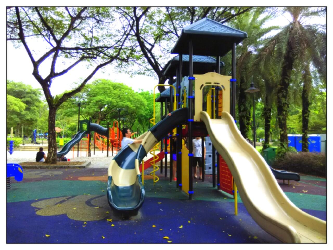 toddler playground choa chu kang park