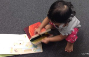 Five tips to cultivate reading habit in children