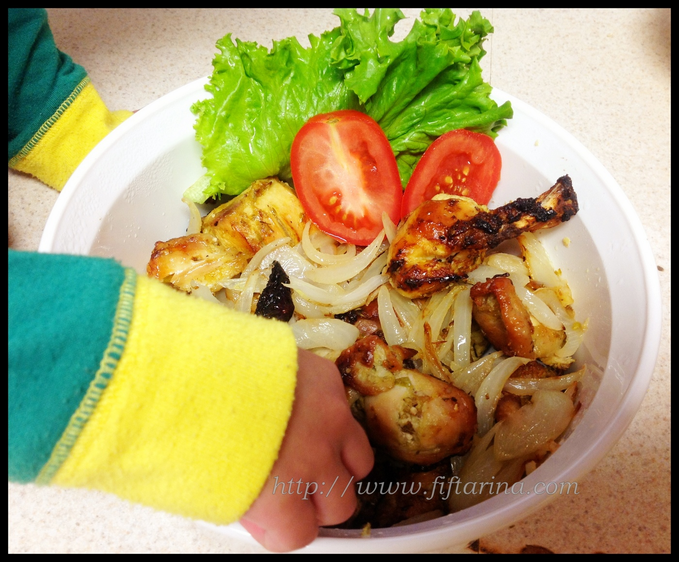grilled-mustard-chicken-recipe