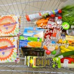 Less Hazzle with Online Grocery Shopping at Redmart