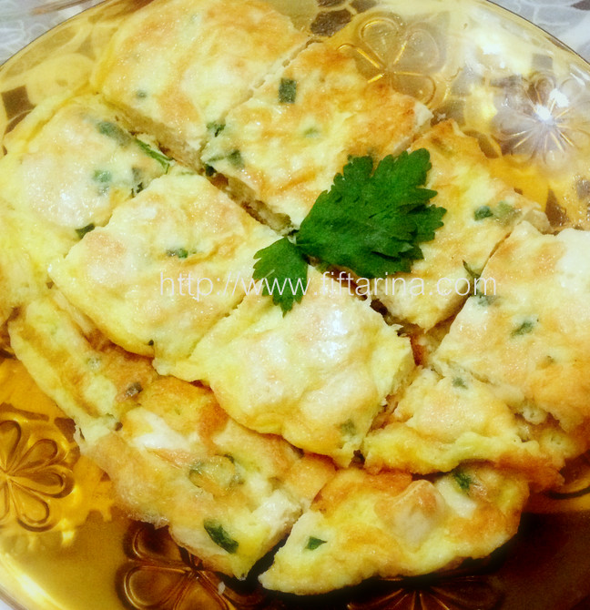 Quick-prep Meal: Tofu Omelette