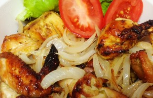 Exotic Grilled Mustard Chicken Recipe – Perfect for Summer Party!