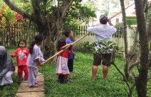 Liburan Bersama Keluarga Besar di Malang