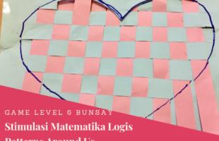 Menstimulus Matematika Logis Hari Ke-7: Patterns Around Us
