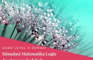 Menstimulus Matematika Logis Hari Ke-12: Keutamaan Sedekah