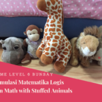 Menstimulus Matematika Logis Hari Ke-8: Fun Math With Stuffed Animal