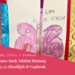 Game Level 7 Semua Anak Adalah Bintang Hari Ke- 13: Khadijah & Lapbook