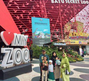 Jatim Park 2 - Batu Secret Zoo