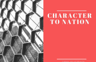 jurnal bunda produktif - character to nation