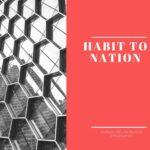 Jurnal Bunda Produktif Habit To Nation
