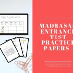 Madrasah Entrance Test Practice Papers
